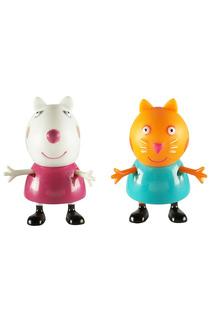 """Игровой набор """"Сьюзи и Кенди"""" Peppa Pig"""