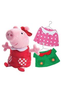 """Мягкая игрушка """"Пеппа-модница"""" Peppa Pig"""