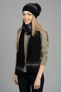 Комплект: шапка и шарф Marhatter