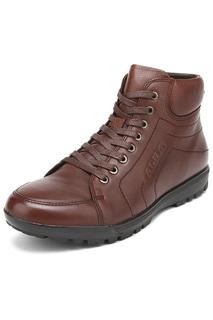 Ботинки на молнии и шнурках Alba