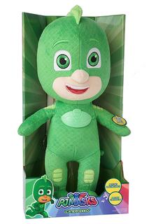 Мягкая игрушка со звуком 38 см Герои в масках