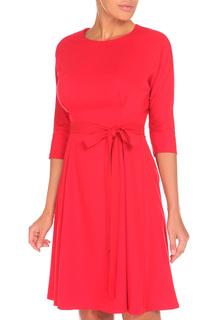 Платье с поясом SHELTER