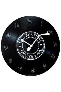 """Часы """"Время музыки"""" настенные Русские подарки"""