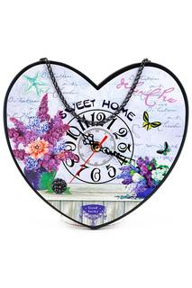 Часы настенные 23 см Русские подарки