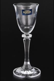 Набор рюмок для водки, 6 шт Crystalite Bohemia