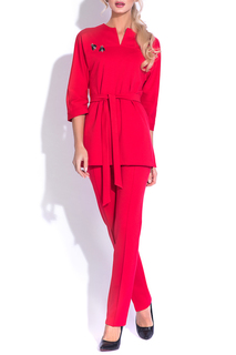 Костюм: туника, брюки CLEVER woman studio