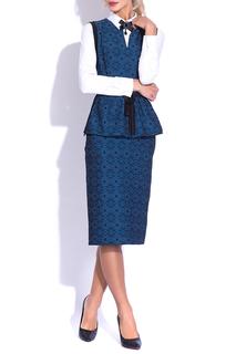 Костюм: жилет, юбка CLEVER woman studio