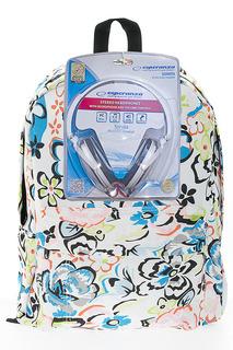 Рюкзак с наушниками 3D BAGS