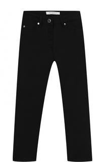 Джинсы прямого кроя с аппликациями в виде звезд Givenchy