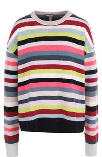 Вязаный пуловер с круглым вырезом MRZ