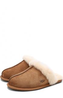 Домашние туфли из овчины UGG Australia