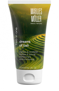 Шампунь и кондиционер 2 в 1 Dreams of Bali Marlies Moller