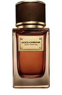 Парфюмерная вода Velvet Collection Amber Sun Dolce & Gabbana