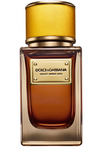 Парфюмерная вода Velvet Collection Amber Skin Dolce & Gabbana