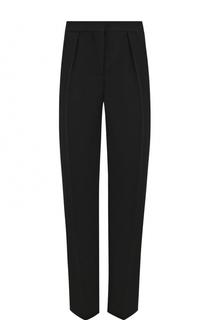Укороченные шерстяные брюки со стрелками See by Chloé