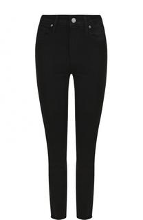 Однотонные джинсы-скинни Paige