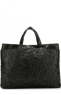 Кожаная сумка для ноутбука с плечевым ремнем Numero 10