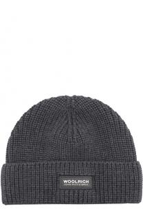 Шерстяная шапка бини Woolrich