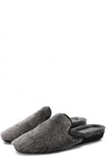 Домашние туфли из овчины Homers At Home