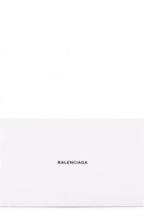 Однотонные капроновые колготки Balenciaga