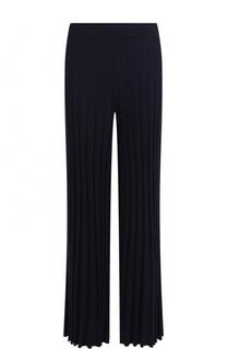 Шерстяные плиссированные брюки MRZ