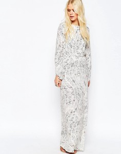Платье макси Stevie May - Мульти