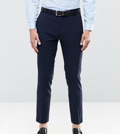 Зауженные стретчевые брюки Only & Sons - Темно-синий