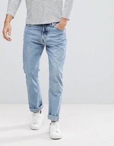 Синие свободные джинсы Weekday Vacant - Синий