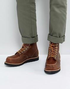 Кожаные ботинки Red Wing 6 Inch Classic - Коричневый