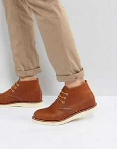 Ботинки чукка Red Wing - Рыжий