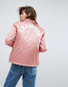 Спортивная куртка Champion - Розовый