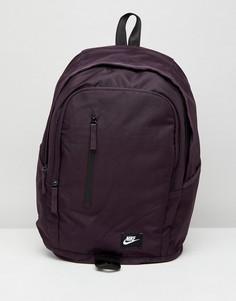 Фиолетовый рюкзак Nike All Access BA4857-652 - Фиолетовый