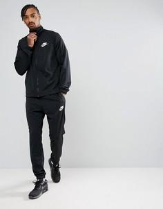 Черный спортивный костюм Nike 861780-010 - Черный