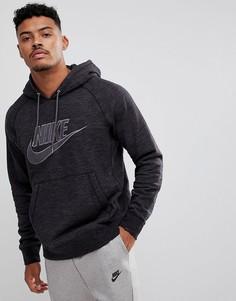 Черный худи из терри Nike Legacy 863668-032 - Черный