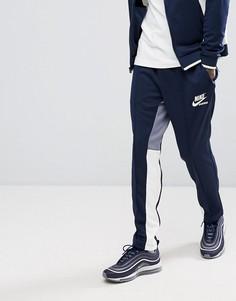 Темно-синие джоггеры Nike Archive Retro 941849-451 - Темно-синий