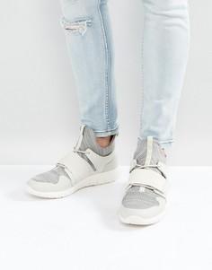 Белые кроссовки с ремешками Call It Spring Messi - Белый