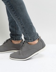 Серые туфли со шнуровкой Call It Spring Shysie - Серый