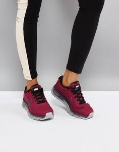 Фиолетовые кроссовки Nike Running Air Max 2017 - Фиолетовый