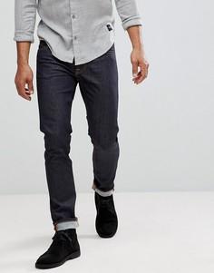Темно-синие джинсы скинни Nudie Jeans Co - Темно-синий
