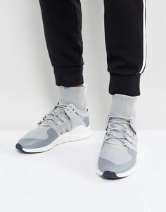 Серые кроссовки adidas Originals EQT Support ADV Winter BZ0641 - Серый
