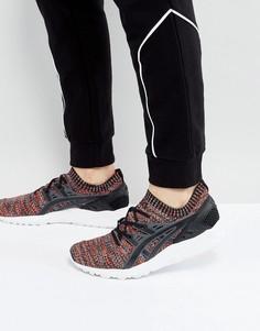 Красные кроссовки на низкой подошве Asics Gel-Kayano Trainer Knit HN7M4 9790 - Красный