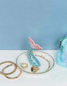 Подставка для украшений с русалкой Sass & Belle - Мульти