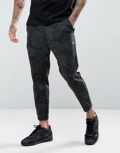 Укороченные спортивные брюки G-Star - Черный