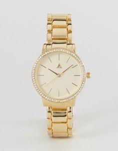 Наручные часы ASOS Premium - Золотой