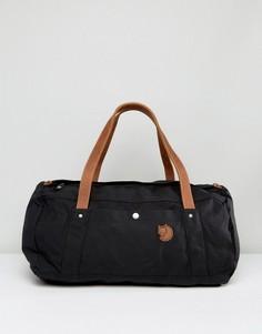 Черная сумка дафл Fjallraven No4 - 30 л - Зеленый
