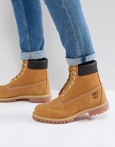 Ботинки Timberland Classic 6 Inch Premium - Коричневый