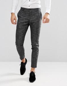 Узкие брюки Jack & Jones Premium - Серый