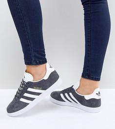 Темно-серые кроссовки adidas Originals - Серый