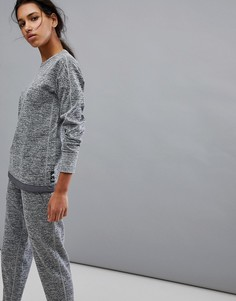 Серый свитшот adidas Reigning Champ - Серый