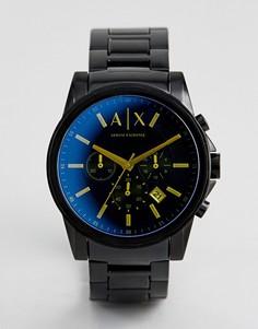 Черные часы Armani Exchange AX2513 - Черный